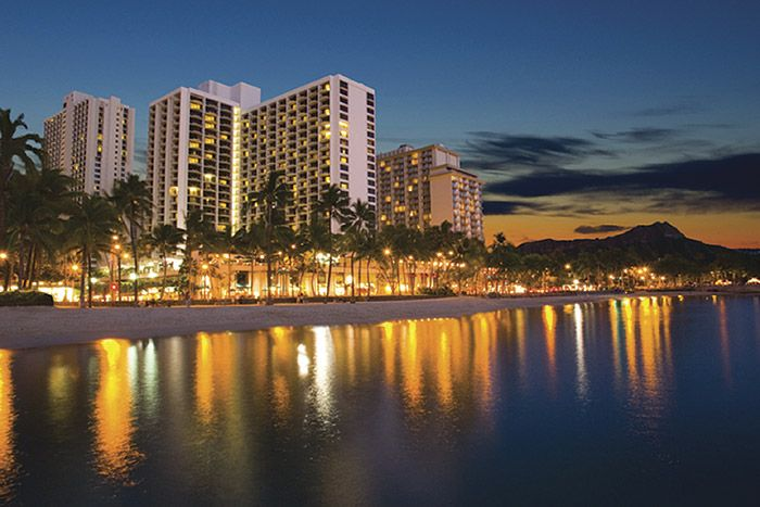 Waikiki Beach Marriott Resort & Spa 2